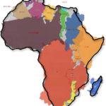 アフリカの大きさをもっと良く分かってもらいましょう