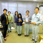 AYINAベナンメンバーがお世話になった神奈川農業技術センターの皆様
